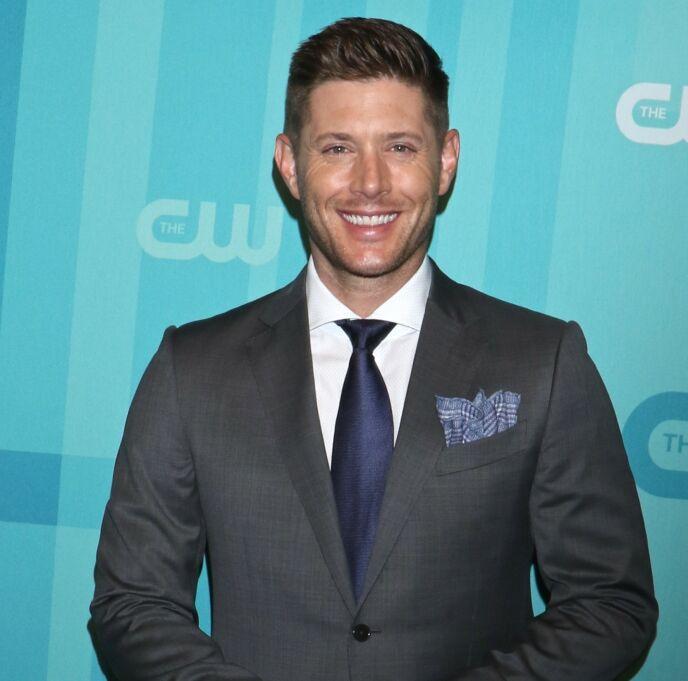 FORANDRING: Jensen Ackles slik vi vanligvis ser han. Foto: Gregory Pace/REX/NTB