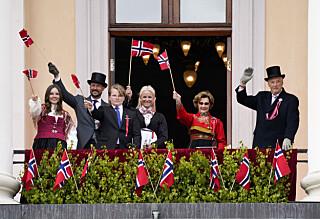 Derfor går kong Harald aldri i bunad