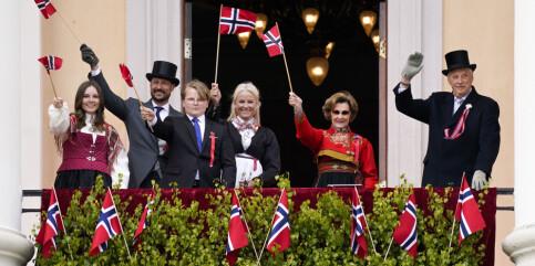 Image: Derfor går kong Harald aldri i bunad