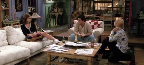 Nå kan du leie «Friends»-leiligheten
