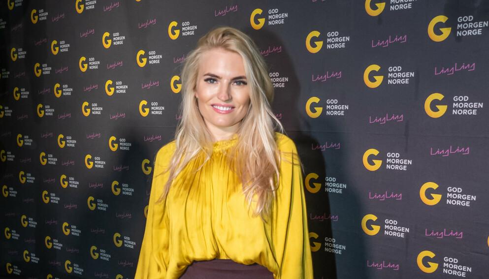 SINGEL: Isabelle Ringnes avslører detaljer om singellivet, etter at hun i november i fjor brøt forlovelsen. Foto: Thomas Andersen / TV 2
