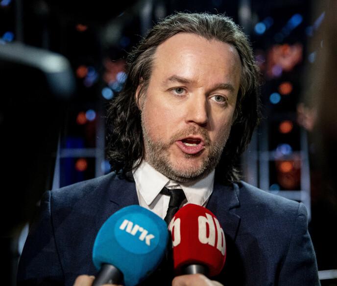 HYLLER NEDERLAND: MGP-general, Stig Karlsen, er imponert over hvordan nederlandske myndigheter har lagt til rette for Eurovision. Foto: Bjørn Langsem / Dagbladet