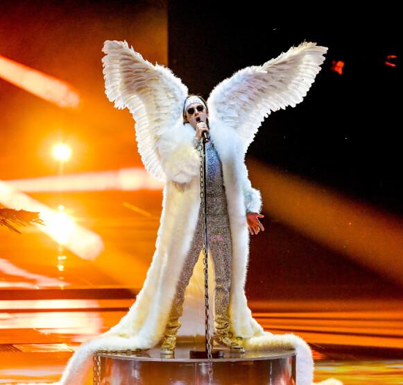 VINN ELLER FORSVINN: Tix tror selv han kan ende opp på sisteplass eller vinne hele Eurovision. Foto: Shutterstock