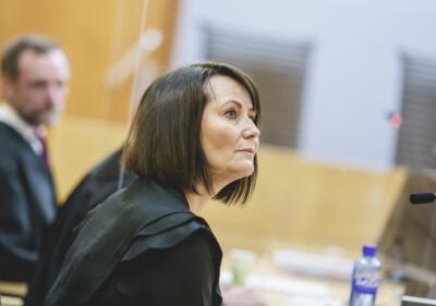 Image: Møte endte i kaos og tårer