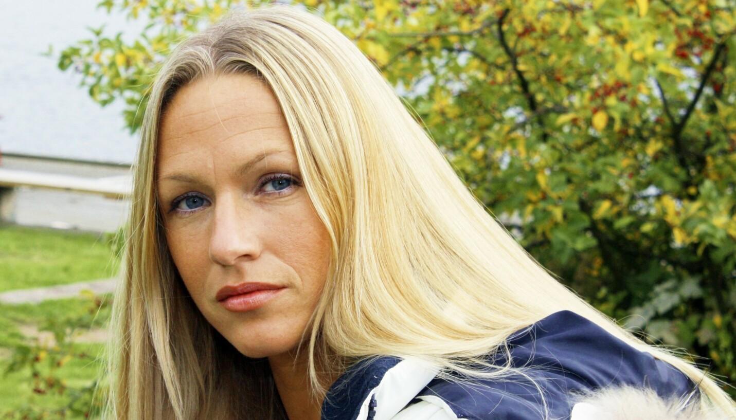 I SJOKK: Kristin Kirkemo er sterkt preget etter at hennes egen forsvarer ble skutt og drept. Bildet er fra 2007.