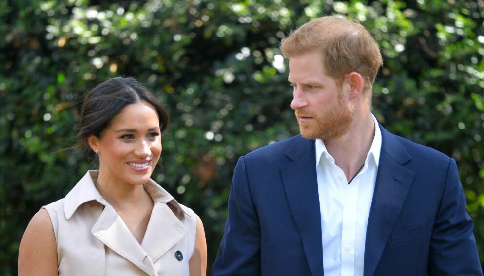STIKK: Kongelige eksperter og kilder hevder at prinsesse Beatrice sendte et stikk da hun serverte gravidnyheten samme dag som prins Harry og hertuginne Meghans bryllupsdag denne uken. Foto: Dominic Lipinski / Pool / AP / File / NTB