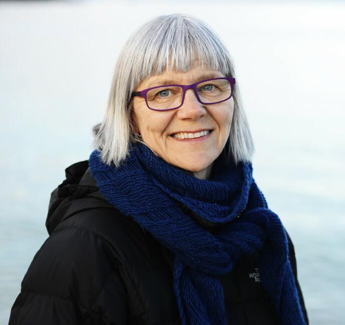 JORDMORPROFESSOR: Ellen Blix ved OsloMet sier graviditetstester er ganske sikre, men at de kan vise feil, som i Idas tilfelle. – Alle tester kan ha en feilmargin. Det kan for eksempel være brukerfeil, som at man leser av testen for tidlig eller at urinen er for uttynnet, sier hun til Se og Hør. Foto: Sonja Balci / OsloMet
