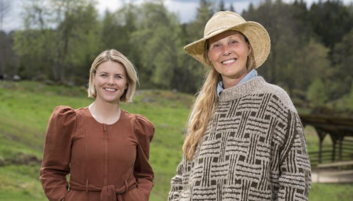 NY HVERDAG: Dorthe Skappel er én av deltakerne i «Farmen kjendis». Foto: Alex Iversen / TV 2