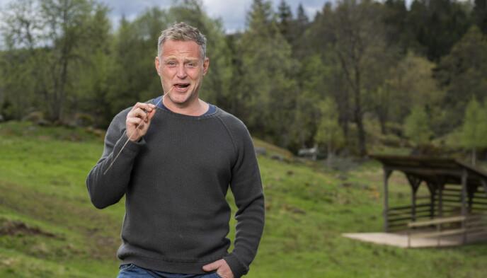 Heine Totland. Foto: Espen Solli / TV 2