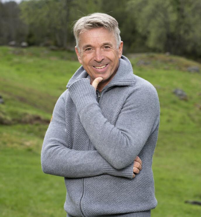 Jahn Ivar «Mini» Jakobsen. Foto: Espen Solli / TV 2