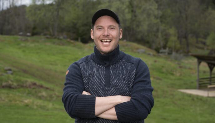 Niklas Barli. Foto: Espen Solli / TV 2