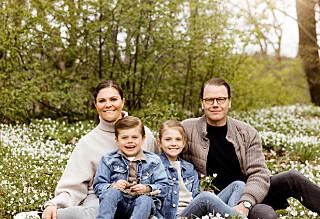 Overrasker med nye familiebilder