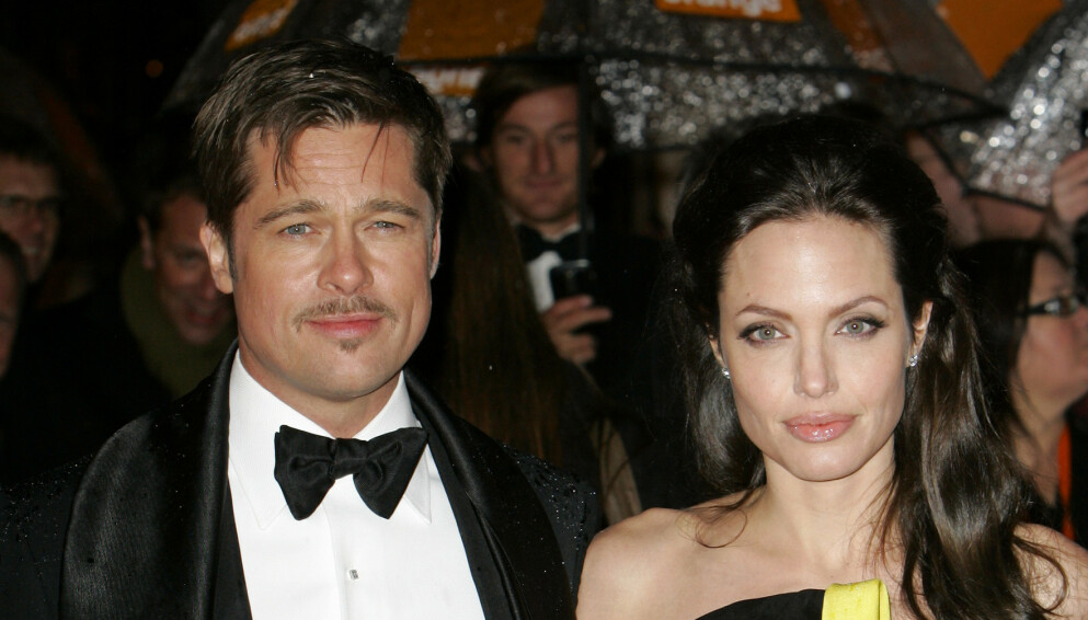 DELT OMSORG: Helt siden Brad Pitt og Angelina Jolie tok ut skilsmisse i 2016 har førstnevnte ønsket delt omsorg for barna. Foto: REX / NTB