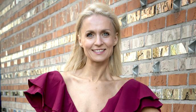 MESTER: Nadya Khamitskaya Andersen kan skilte med en rekke mestertitler fra dansen. Foto: Tore Skaar/Se og Hør