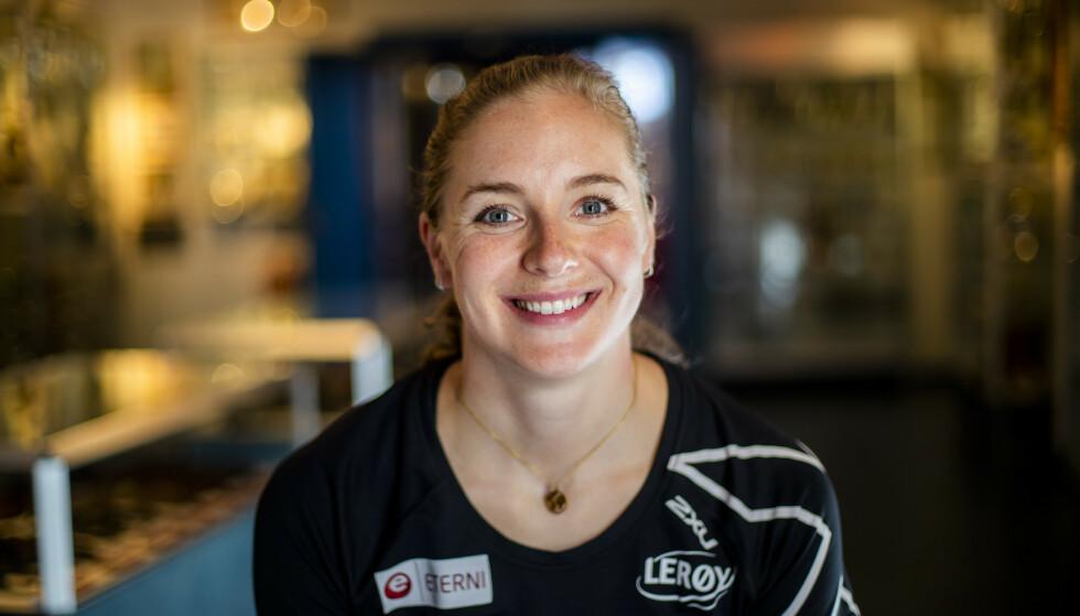 SKØYTESTJERNE: Ida Njåtun er blant årets yngste deltakere. Foto: Håkon Mosvold Larsen / NTB