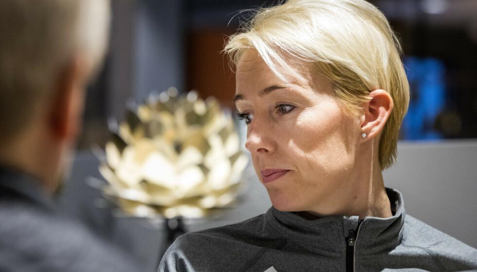 PRIVAT SORG: Håndball-keeper Katrine Lunde. Foto: Gorm Kallestad / NTB