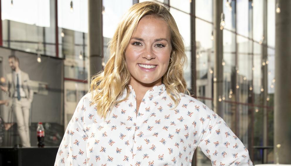 FLERE PROSJEKTER: TV 2-profil Helene Olafsen røper nytt samarbeid. Foto: Andreas Fadum/Se og Hør