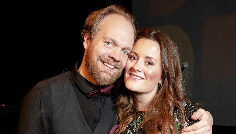 BRUDD: Det har snart gått to år siden Jon Niklas Rønning og Kristine Riis gikk hver til sitt. Nå forteller førstnevnte hvorfor. Foto: Tore Skaar