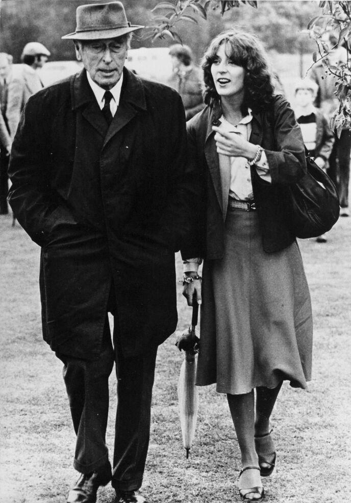 FRIDD TIL: Lord Mountbatten følte seg skråsikker på at prins Charles passet godt med Amanda. I 1977 ble hun fridd til av prinsen, men takket nei. Her avbildet i 1978. Foto: Steve Wood /REX / NTB