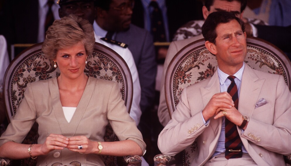 AVVIST: Prinsesse Diana var ikke den første kvinnen prins Charles ønsket å gifte seg med. Foto: David Levenson / REX / NTB