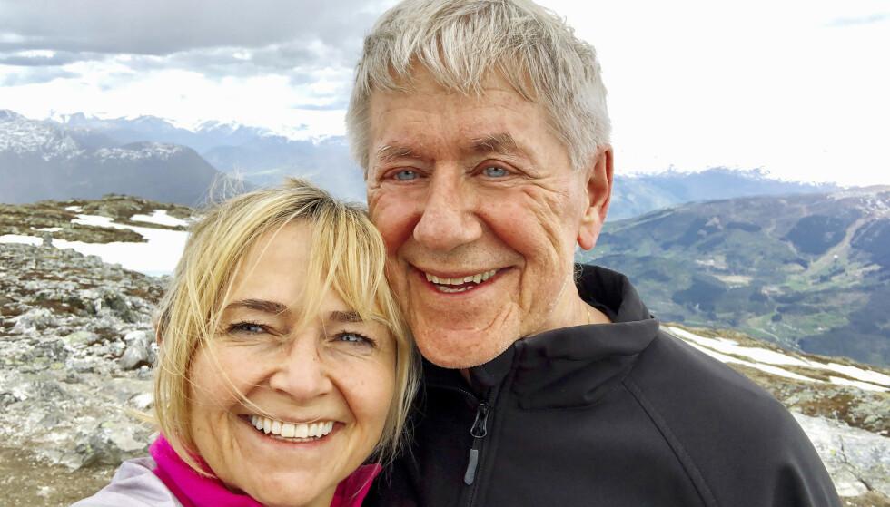 NYE TIDER: Rune Larsen har funnet kjærligheten, og tar nå forholdet til nye høyder. Overfor Se og Hør røper han de romantiske planene for fremtiden. FOTO: Privat