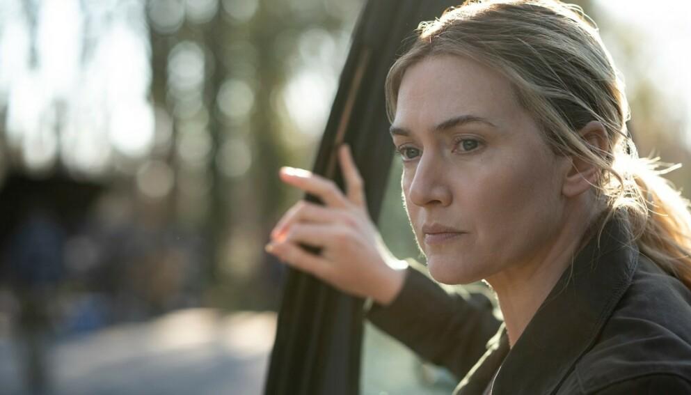 SEXSCENE: Da regissøren ønsket å gjøre scenen mer flatterende, satte Kate Winslet ned foten. Foto: HBO