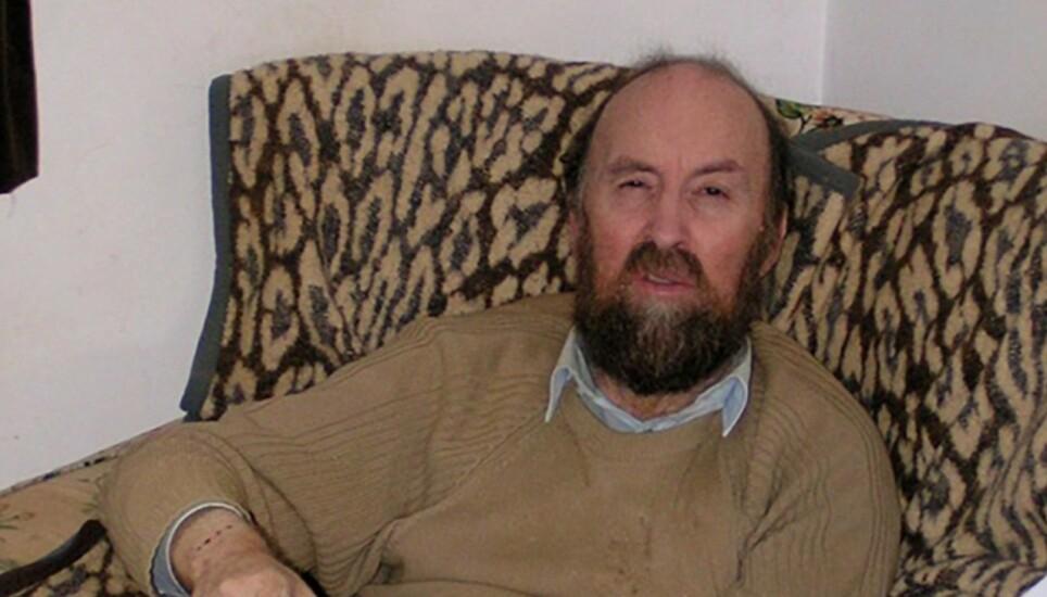 DREPT: James Anthony Sootheran (59) ble sultet i hjel, ifølge en britisk domstol. Foto: Thames Valley Police