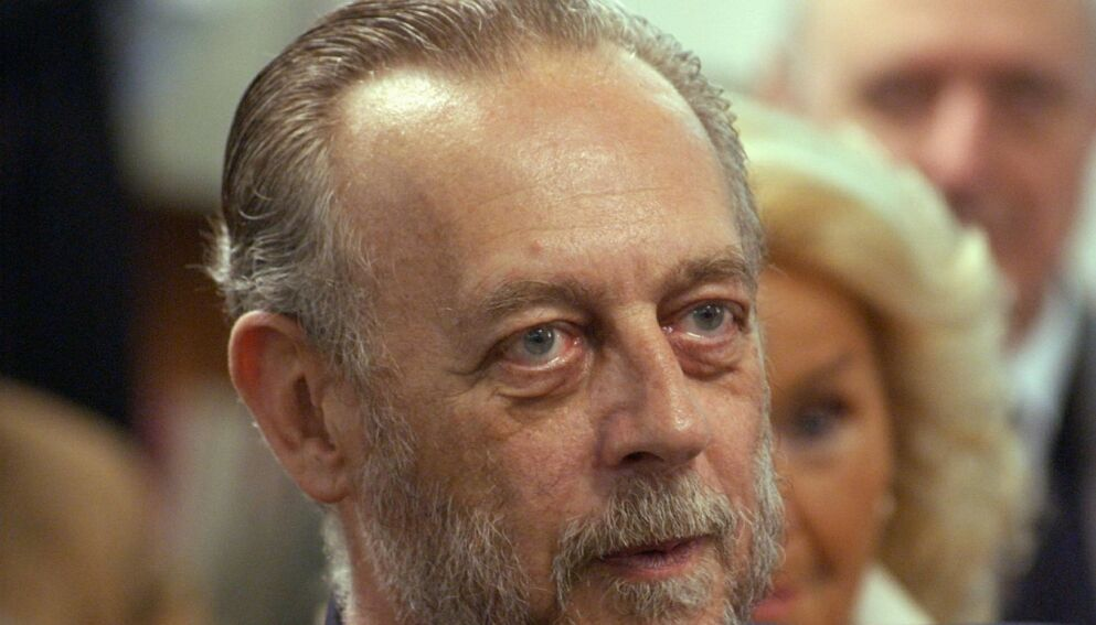 DØD: Prins Amedeo gikk bort tirsdag denne uka. Foto: Pa Photos/NTB