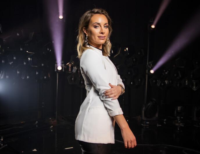 Foto: Carina Dahl har deltatt i MGP tre ganger, nå er hun klar for «Stjernekamp». Håkon Mosvold Larsen / NTB