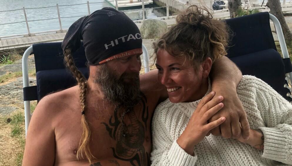GIFTER SEG: Frank Tore Aniksdal og Eunike Hoksrød er klare for bryllup rett over sommeren. Foto: Privat