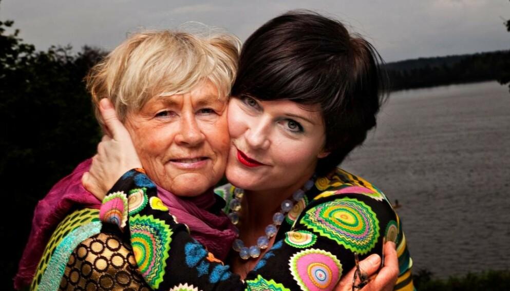 FIKK CORONA: Christine Kohts mamma fikk påvist corona kort tid etter at hun fikk første vaksinestikk. Foto: Sigurd Fandango / Dagbladet