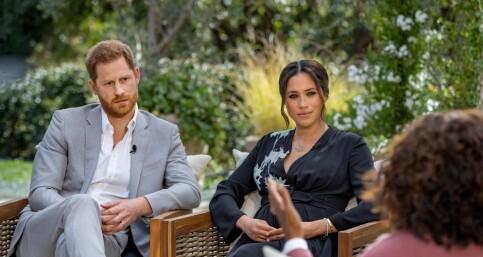 Image: - Jeg tror Oprah lurte Harry og Meghan