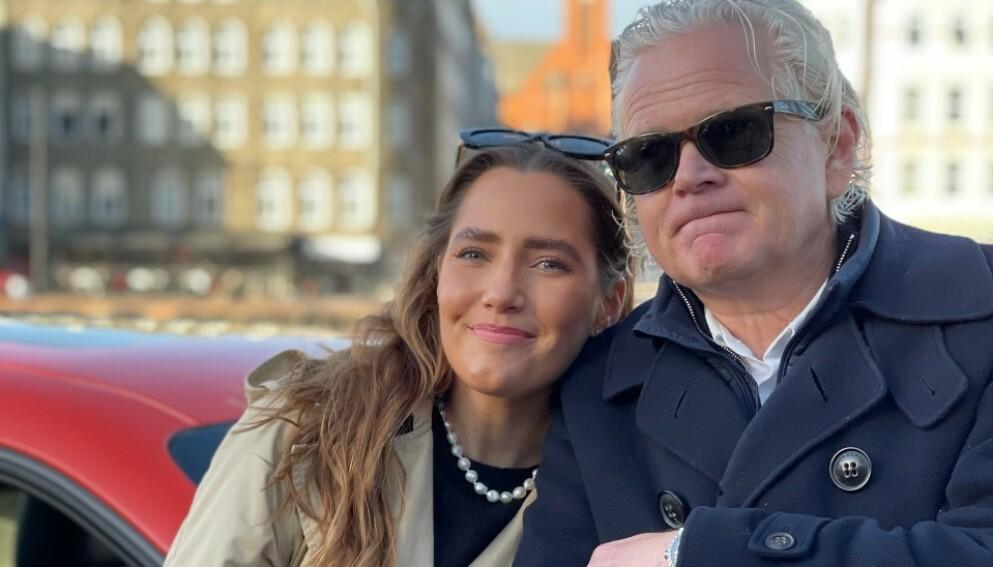 UTSATT: Bryllupet kunne ikke avholdes på den planlagte datoen, men nå har bryllupsdagen blitt fastslått. Foto: Privat / Øyvind Fjeldheim