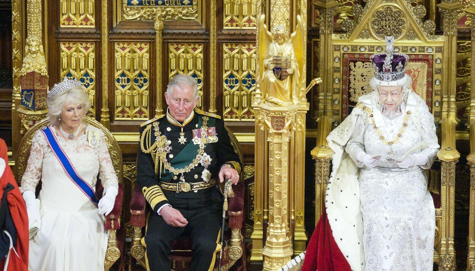 KAN FÅ FØLGER: Mannen som hevder han er hertugparets hemmelige kjærlighetsbarn kan ende opp med å endre arverekkefølgen til den britiske tronen om en DNA-test kan bekrefte slektskap. Foto: NTB.