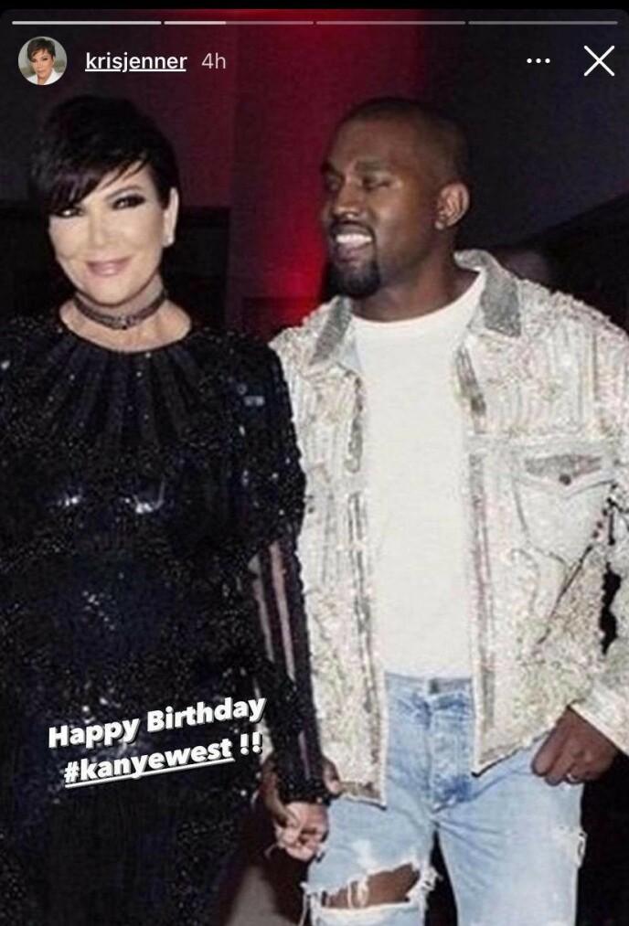 Hyller Kanye etter bruddet