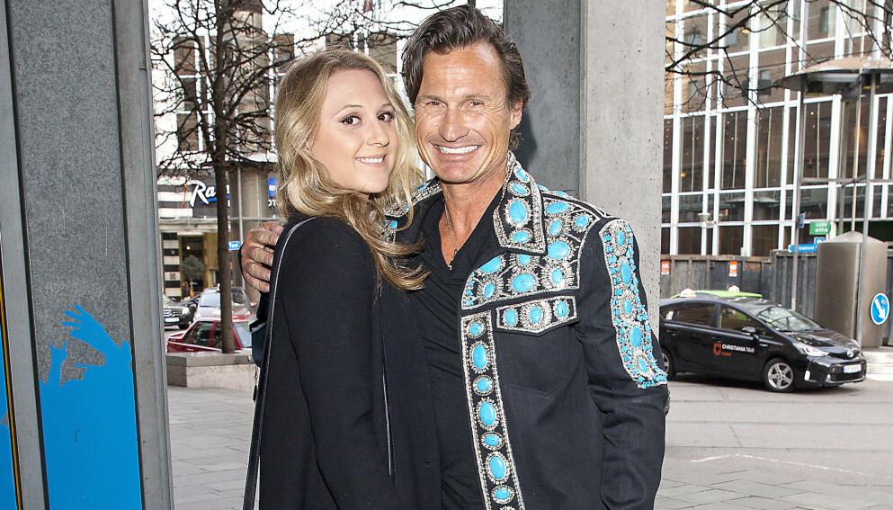 EMILIE STORDALEN: Hotellarving Emilie Anker Stordalen har fulgt i sin far Petter Stordalens fotspor. Foto: Andreas Fadum / Se og Hør