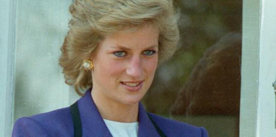 Image: Nå kan prinsesse Dianas bil bli din