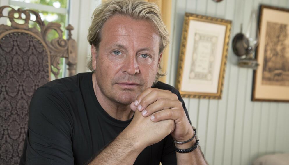 DØMT: Runar Søgaard er dømt til fengsel for skattesnusk. Vil anke til Høyesterett. Foto: Morten Eik / Se og Hør