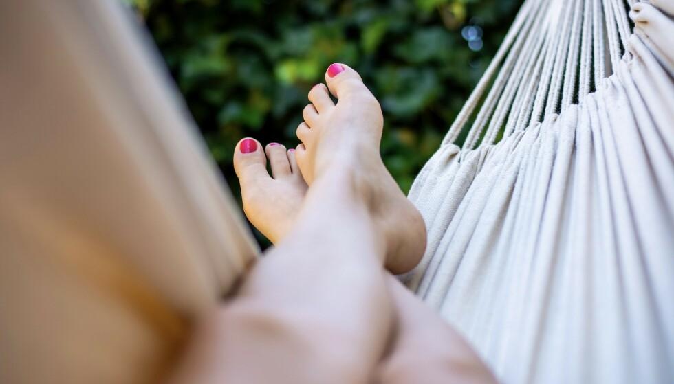 Myke føtter til sommeren? Unngå denne tabben