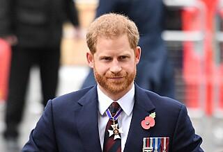 Refser prins Harry: - Drittsekk