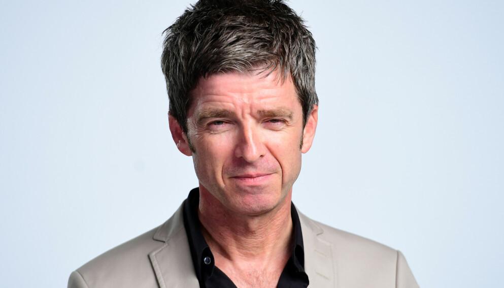 KRITISK: Noel Gallagher, kjent fra Oasis, holder ikke tilbake hva gjelder kritikk rettet mot prins Harry. Foto: Ian West / Pa Photos / NTB