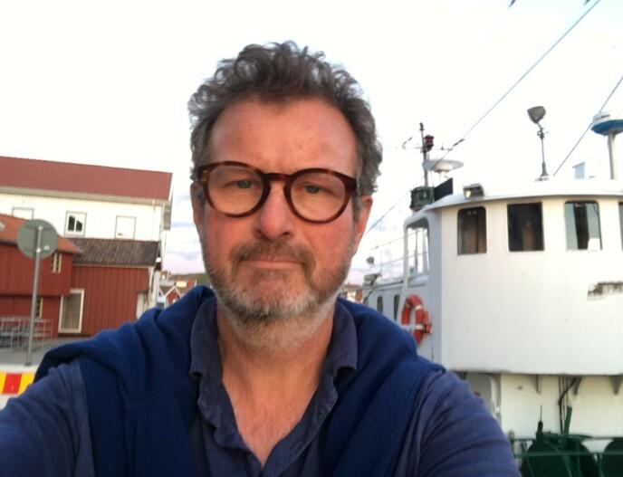 PRODUSENT: Pål Sommer-Erichson har vært produsent for «Sommerhytta» gjennom alle sesongene. Foto: Privat