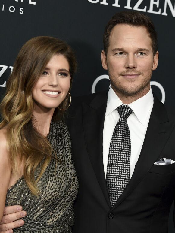 BLE FORELDRE: I fjor fikk Hollywood-paret sitt første barn sammen. Foto: Jordan Strauss / Invision / AP / NTB