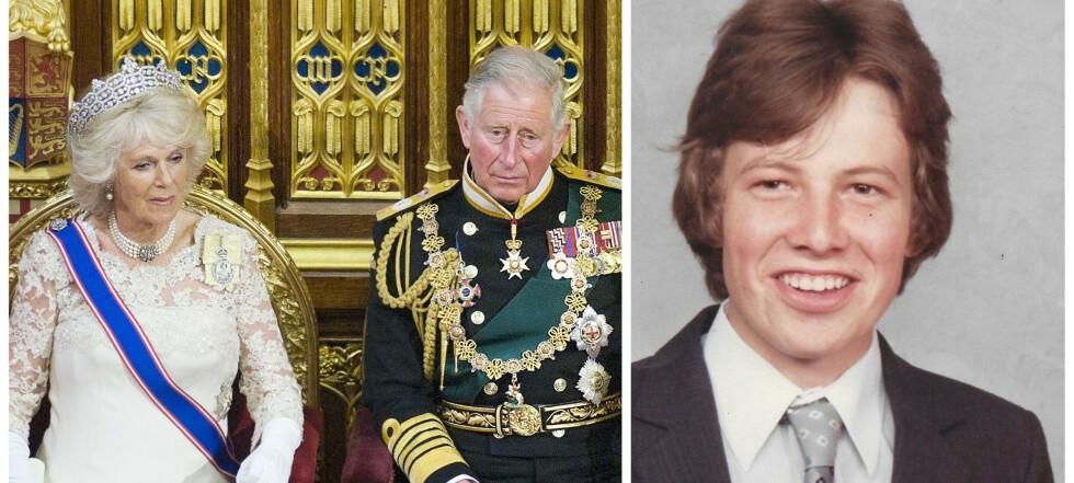 - Jeg er prins Charles og Camillas ukjente sønn