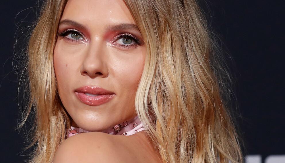 BLACK WIDOW ER TILBAKE: Scarlett Johansson ble i 2019 nominert til en Oscar som beste kvinnelige skuespiller for filmen Marriage Story. Nå er hun tilbake i Marvel-universet som Black Widow. Foto: Mario Anzuoni / Reuters / NTB