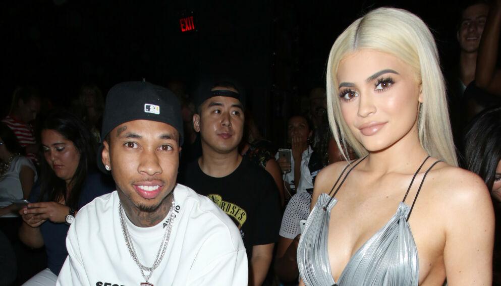 EKSER: Tyga og Kylie Jenner datet i flere år før de gjorde det slutt. Foto: Shutterstock/NTB