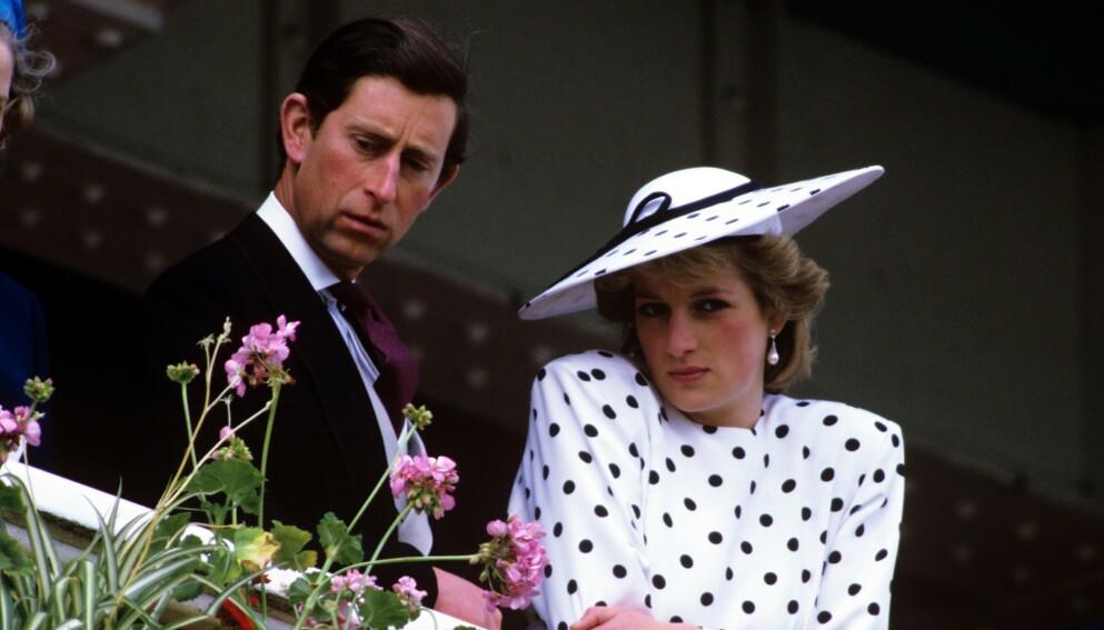 AVHØRT: Prins Charles ble avhørt i 2005, etter at politiet etterforsket en lapp prinsesse Diana skrev før sin død. Foto: Nils Jorgensen/REX/NTB