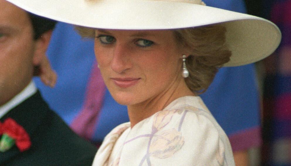 1997: Prinsesse Diana omkom som følge av en bilulykke i for snart 24 år siden. Nå åpner en lege seg opp om hvordan de forsøkte å redde henne. Foto: Phil O'Brien / Pa Photos / NTB