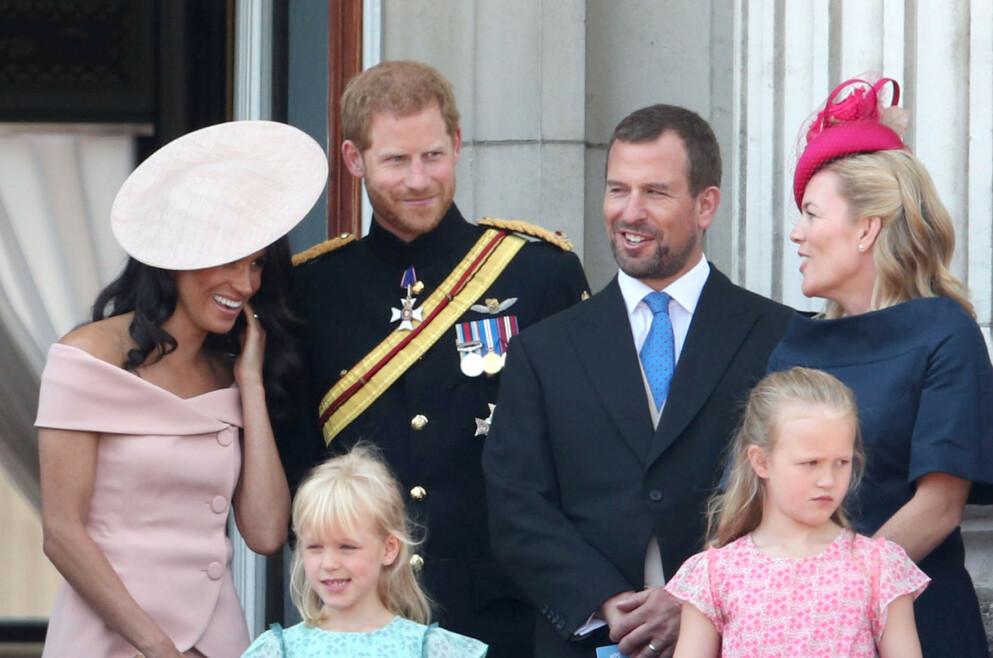 KONGELIG BRUDD: I februar i fjor ble det meldt om skilsmisse i den britiske kongefamilien. Først nå er skilsmissen offisiell. Foto: Yui Mok / Pa Photos