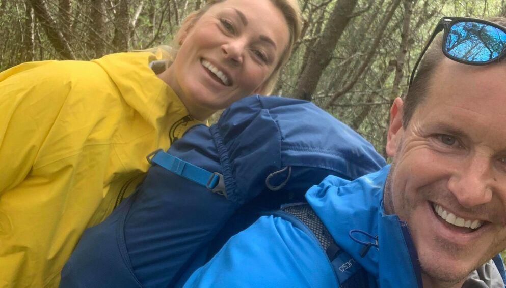 KJÆRESTER: Karianne Amlie Wahlstrøm og Per Gunvald Haugen ser for seg en fremtid sammen. Foto: Privat